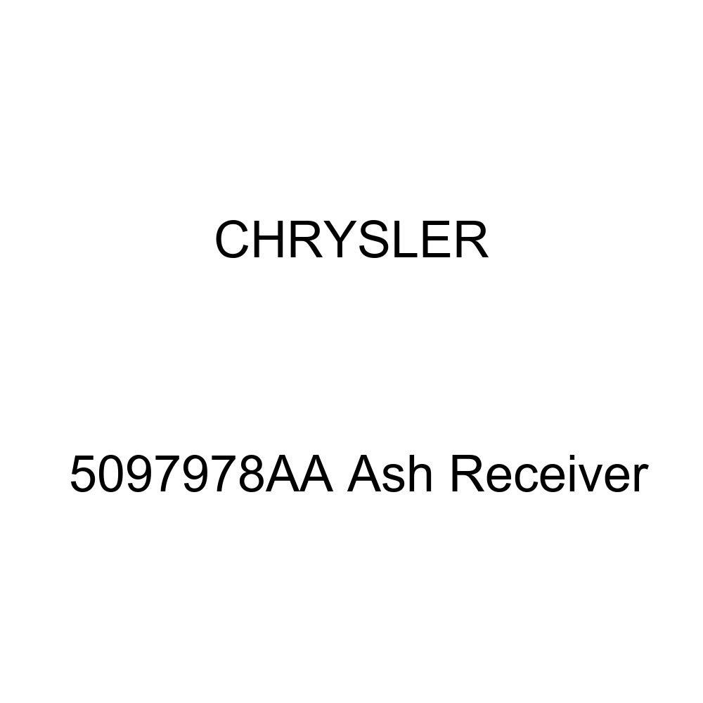 Chrysler Genuine 5097978AA Ash Receiver