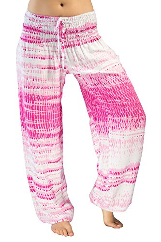 f400a2fbd0 PIYOGA - Women's Boutique Lounge and Bohemian Yoga Pants, Petite Scrunched  Bottom (Stretches from