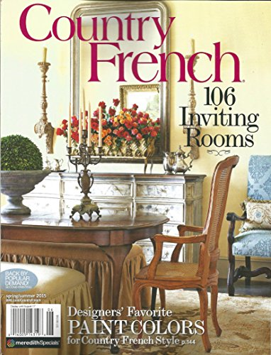 Country French Magazine (Spring/Summer -