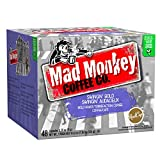 Mad Monkey Single Serve Coffee Capsules, Swingin Bold, 48 Count