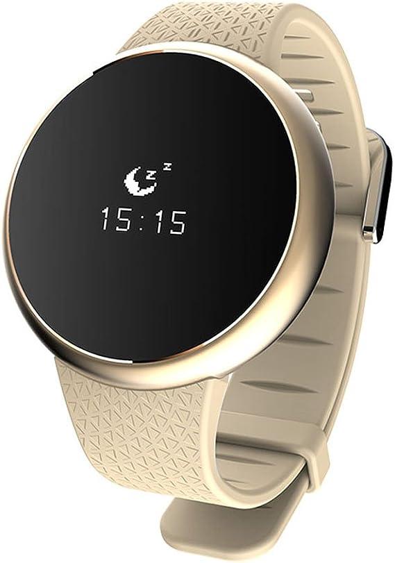 "Amazon.com: Bluetooth SmartWatch 0.66"" OLED ..."