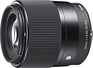 Sigma 30mm F1.4 Contemporary DC DN Lens for Sony E by SIGMA