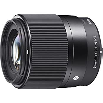 Sigma 30mm F1.4 Contemporary DC DN Lens Micro 4/3