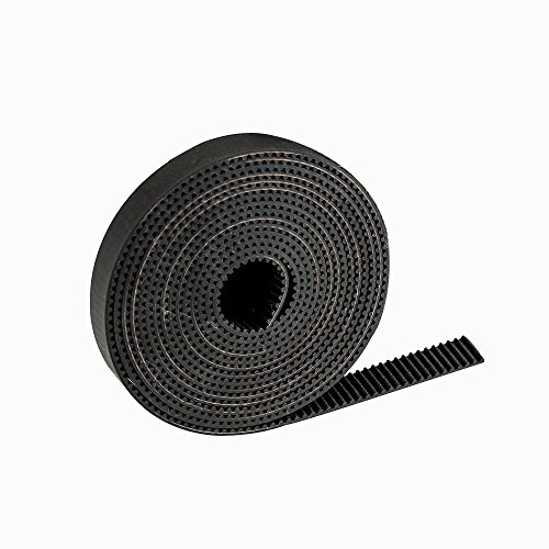 Cloudray MXL Open-Ended Timing Belt Width 10mm 10Meters for Fiber/YAG / CO2 Laser Engraver Cutter (Buy More Discounts)