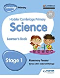 img - for Hodder Cambridge Primary Science Learner's Book 1 book / textbook / text book