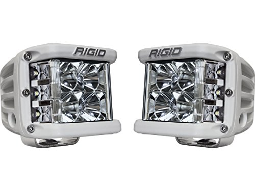 Rigid Industries 86211 Flood Light, White