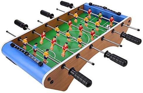 Zerodis Futbolín de Mesa Juego Mesa de Fútbol para niños Futbolin Infantil Tablero de Juguete para Sala de Juegos 50.5x25x5.5 cm: Amazon.es: Juguetes y juegos