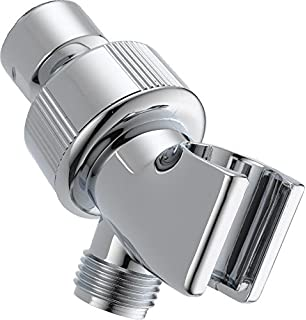 delta faucet u3401pk adjustable shower arm mount chrome