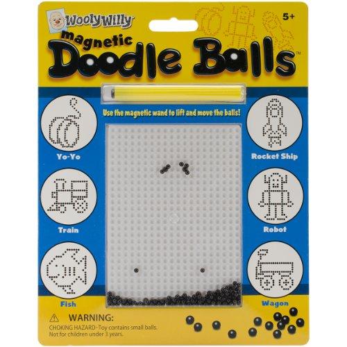 Magnet Ball Game (Finger Flickin' - Magnetic Doodle Balls)