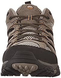 Merrell Men\'s Moab Ventilator Hiking Shoe,Walnut,11 M US