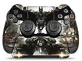 Controller Gear Batman: Arkham Knight Controller & Stand Skin Set - PS4