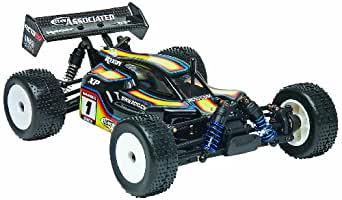 Amazon.com: Team Associated 20108 RC18B2 Brushless RTR 4WD ...