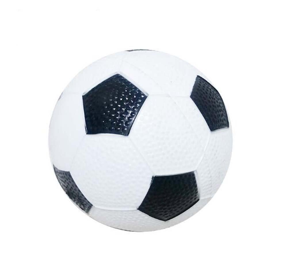Bola inflable del niño Juega baloncesto elástico de la bola   Fútbol-Ordinario   Amazon.es  Juguetes y juegos 225c7b430d9ef