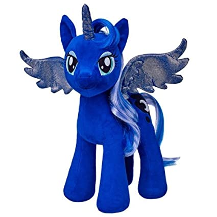 b75563d55e4 Amazon.com  Build-A-Bear Workshop My Little Pony Princess Luna Plush -  UNSTUFFED  Everything Else