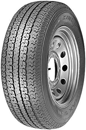 Amazon Com Power King Towmax Str Trailer Tire 225 75r15 E 117 112l Automotive