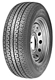 Power King TOWMAX STR Trailer Tire - 235/80R16 E 125/122L
