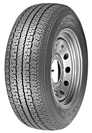 Amazon Com Power King Towmax Str Trailer Tire 225 75r15 E 117