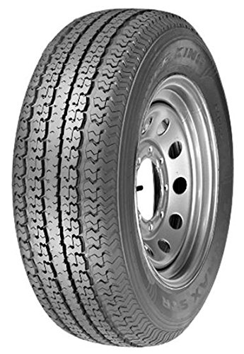 Power King TOWMAX STR Trailer Tire - 205/75R15 D 107/102L