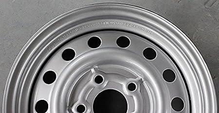 Unitrailer Stahlfelge R14 14 Zoll Lk 5x112 5 5jx14 Für Pkw Anhänger Auto