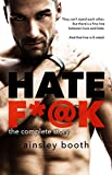 Free eBook - Hate F  k