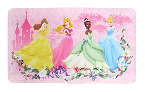 Disney Princess Princesses Bath - Disney Princess Decorative Bath Mat, Pink
