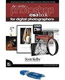 Adobe Photoshop CS3 Book for Digital Photographers/Free SD Card Reader