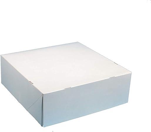 Pro DP Cajas de cartón para Tartas, 50 Unidades, para Transportar ...