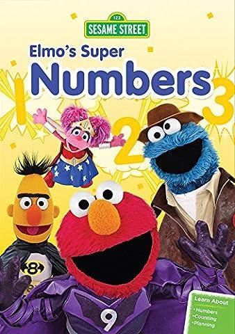 Sesame Street: Elmo's Super Numbers - Elmos Shape