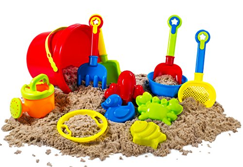 Bucket Shovels Models Molds Sandbox product image