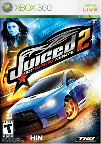 Import Xbox 360 - Juiced 2: Hot Import Nights - Xbox 360