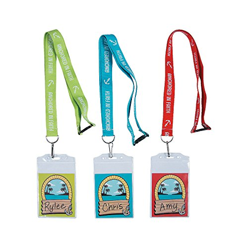 Island VBS Lanyards by CusCus