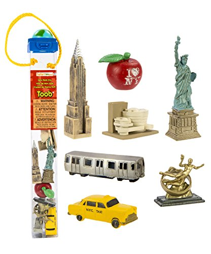 Safari Ltd  New York City TOOB (Macys In New York City)