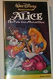 Walt Disney Classics, Alice in Wonderland, VHS, Spanish. (Walt Disney Classicos Alice No Pais Das Marauilhas)