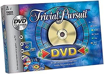 Parker - Trivial Pursuit DVD Tablero de Juego [Importado de ...
