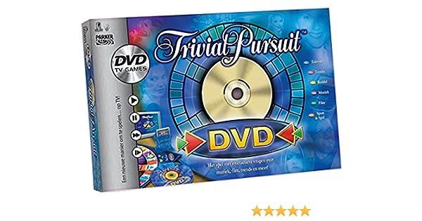 Parker - Trivial Pursuit DVD Tablero de Juego [Importado de Alemania]: Amazon.es: Juguetes y juegos