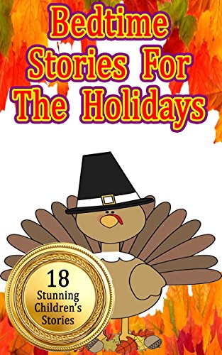Bedtime Stories for the Holidays: 18 Stories to Read with Kids Before Santa (Zanies Santa)