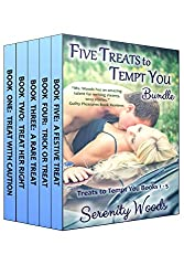 Five Treats to Tempt You Bundle: Five New Zealand Sexy Beach Reads