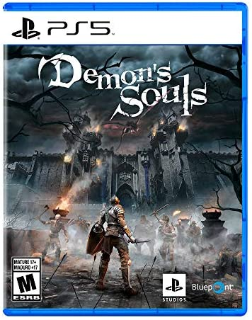 Demon's Souls - Standard Edition - PlayStation 5 3