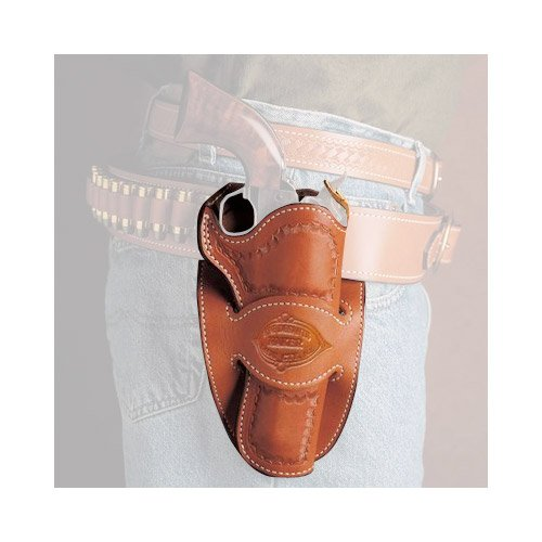 DeSantis Desperado Holster fits 5 1/2-Inch Ruger Vaquero, Right Hand, -