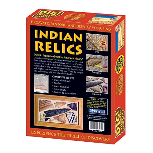 Dig! Discover Indian Relics