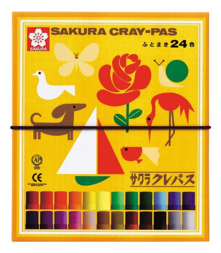Sakura Cray-Pas 24 colors
