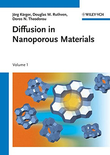 Diffusion in Nanoporous Materials Volume 1 & 2