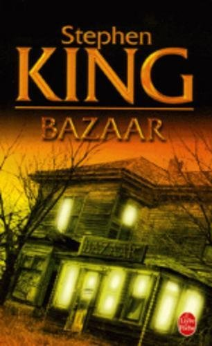 Bazaar Poche – 4 octobre 2006 Stephen King Le Livre de Poche 2253151602 French