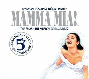 Mamma Mia! 5th Anniversary [CD/DVD Combination]