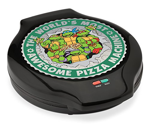 Ninja Turtles Pizza (Nickelodeon NTPM-55 Teenage Mutant Ninja Turtles Pizza Maker, Green)