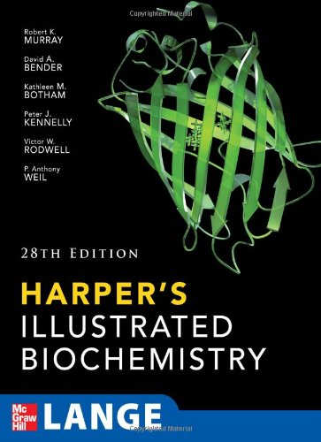 Harper's Illustrated Biochemistry; 28th Edition (Lange Basic Science)