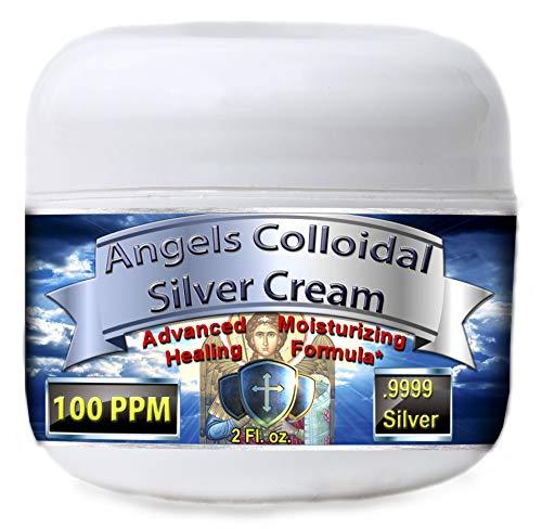 - Colloidal Silver Cream 2-oz