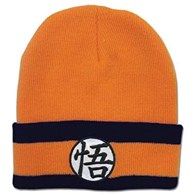 Great Eastern Entertainment Dragon Ball Z Goku Icon Beanie: Toys & Games