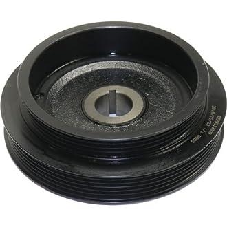 Crankshaft Pulley for Sentra 00-06 1.8L Harmonic Balancer QG18DE
