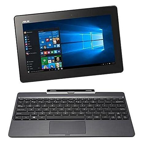 ASUS portátil convertible T100HA 10.1 con teclado desmontable (negro) - (Intel Atom Z8500 1.44 GHz procesador, 2 GB de RAM, 64 GB de eMMC, ...